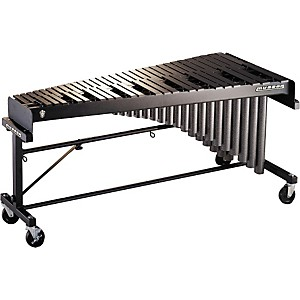 Musser-M300---M360---M7360-Classic-Grand-4-3-Octave-Kelon-Marimba-With-Moto-Cart--M-360-