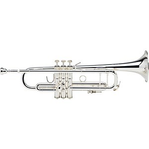 Bach-180S37-Stradivarius-Series-Bb-Trumpet-Silver-Yellow-Brass-Bell