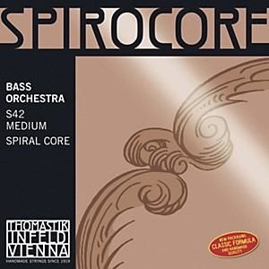 Thomastik-Spirocore-3-4-Size-Double-Bass-Strings-3-4-Weich-Set