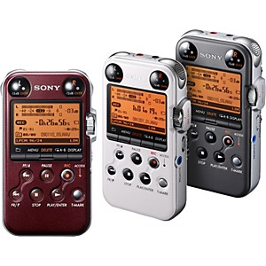 Sony-PCM-M10-Portable-Digital-Recorder-Black