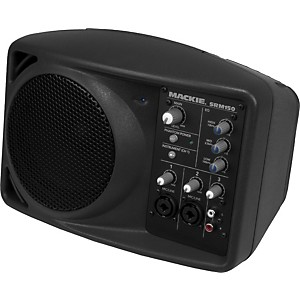 Mackie-SRM150-Active-Speaker--Black--Standard