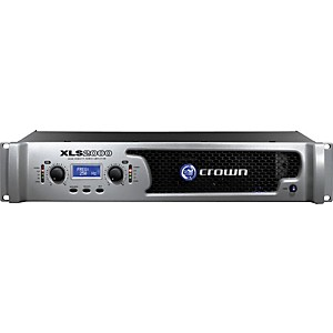 Crown-XLS2000-DriveCore-Series-Power-Amp-Standard