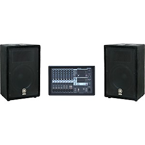 Yamaha-EMX212S-mixer---A12-Speaker-Package-Standard