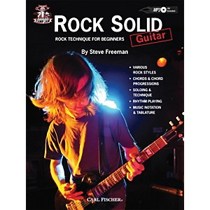 Carl-Fischer-Camp-Jam--Rock-Solid-for-Guitar-Book-CD-Standard