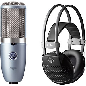 AKG-Perception-420-Condenser-Mic-with-K-44-Headphones-Standard
