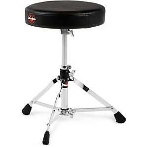 Gibraltar-5600-Series-Round-Drum-Throne-Standard