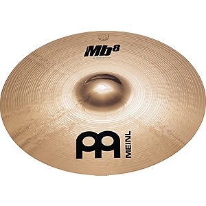 Meinl-MB8-Medium-Crash-Cymbal-16-In