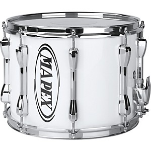 Mapex-QUALIFIER-SNARE-13--x-10--Snow-White-13-X-10-Inch