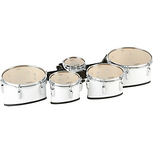 Mapex-QUALIFIER-MULTI-TOMS-6---8---10---12---13--Snow-White