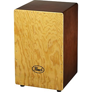 Pearl-Primero-Wood-Box-Cajon-Gypsy-Brown