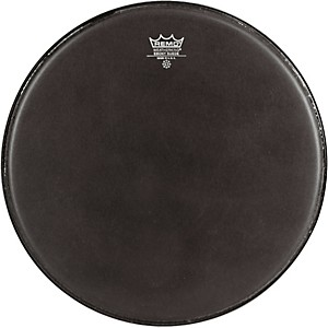 Remo-Black-Suede-Emperor-Tenor-Drumhead-with-Crimplock-Black-Suede-6