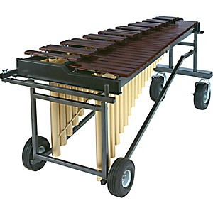 Yamaha-YMT2400C-Intermediate-Acoustalon-Marimba-with-Tough-Terrain-Frame-Standard
