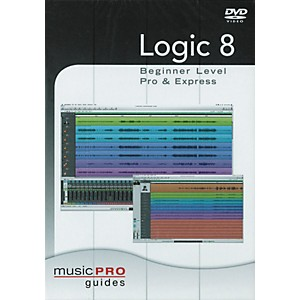 Hal-Leonard-Logic-8-Beginner-Level--DVD--Standard