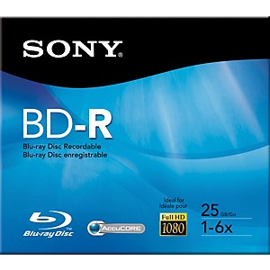 Sony-25GB-Recordable-Single-Layer-Blue-ray-Disc-Standard