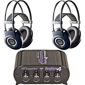 AKG-Headamp-4-K99-Headphone-Two-Pack-Standard