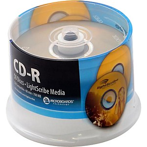 Microboards-LightScribe-Recordable-Printable-CD-R-52X-Standard