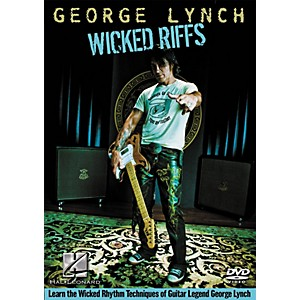 Hal-Leonard-George-Lynch---Wicked-Links-DVD-Standard