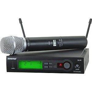 Shure-SLX24-SM86-Wireless-Microphone-System-CH-G4