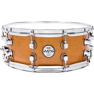 Mapex-MPX-Maple-Snare-Drum-14--X-5-5--NATURAL