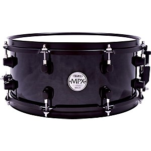 Mapex-MPX-Birch-Snare-Drum-13--X-6--BLACK
