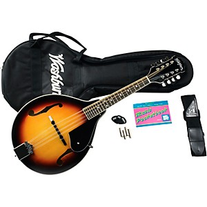 Washburn-M1K-A-Style-Mandolin-Package-Sunburst