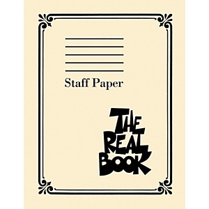 Hal-Leonard-The-Real-Book---Staff-Paper-Standard