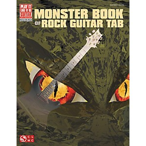 Cherry-Lane-Monster-Book-Of-Rock-Guitar-Tab-Standard