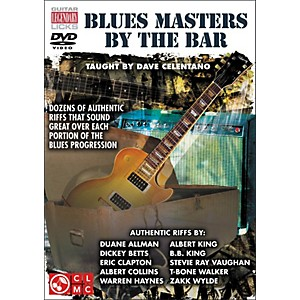Cherry-Lane-Blues-Masters-By-The-Bar--DVD--Standard