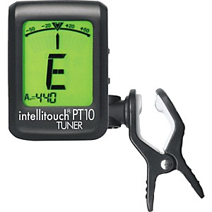 Intellitouch-PT10-Mini-Clip-On-Tuner-Standard
