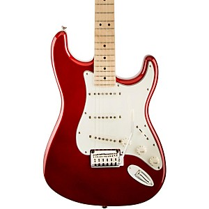 Squier-Standard-Stratocaster-Electric-Guitar-Candy-Apple-Red-Maple-Fretboard