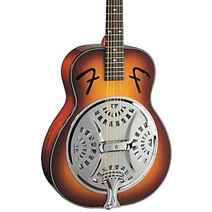 Fender-FR-50-Resonator-Guitar-Sunburst
