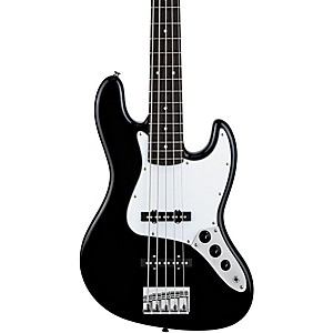 squier-Affinity-5-String-Jazz-Bass-V-Black