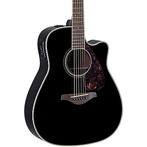 Yamaha-FG-Series-FGX720SCA-Acoustic-Electric-Guitar-Black