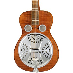 Dobro-Hound-Dog-Square-Neck-Resonator-Guitar-Vintage-Brown