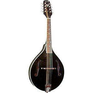 Kentucky-KM-160-Series-Standard-A-model-Mandolin-Black