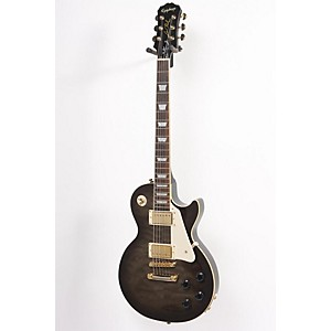 Epiphone-Les-Paul-Ultra-II-Electric-Guitar-Midnight-Ebony-886830762918