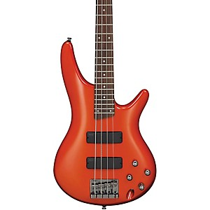 Ibanez-SR300-Bass-Guitar-Roadster-Orange-Metallic