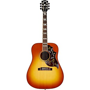 Gibson-Hummingbird-Acoustic-Electric-Guitar-Nickel