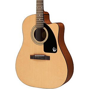 Epiphone-AJ-100CE-Acoustic-Electric-Guitar-Natural-Chrome-Hardware