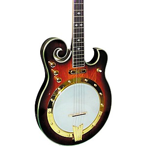 Gold-Tone-EBM-Electric-Banjo-Standard