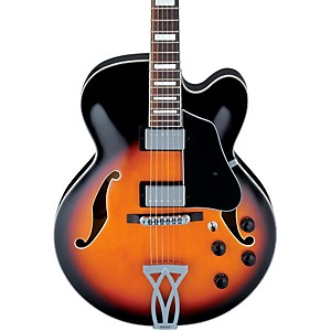 Ibanez-Artcore-AF75-Hollowbody-Electric-Guitar-Brown-Sunburst