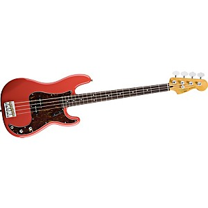 Squier-Classic-Vibe-Precision-Bass--60s-Guitar-Fiesta-Red
