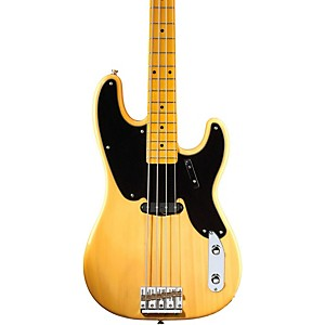 Squier-Classic-Vibe-Precision--50s-Bass-Guitar-Butterscotch-Blonde