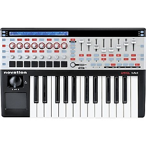Novation-25-SL-MkII-Keyboard-Controller-Standard