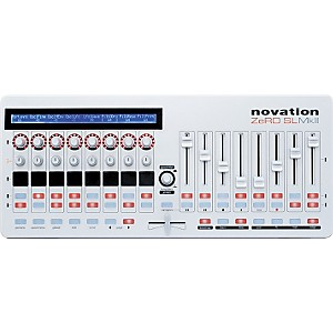 Novation-ZeRO-SL-MkII-Keyboard-Controller-Standard