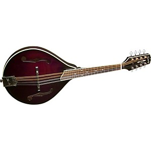 Kentucky-Artist-KM-254-A-Model-Mandolin-Burgundy