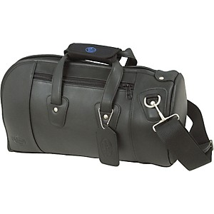 Reunion-Blues-Leather-Cornet-Bag-Ebony