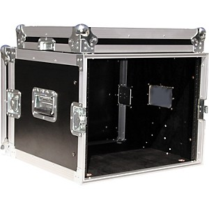 Eurolite-8U-19--Rack-Mount-Amp-Case-8U