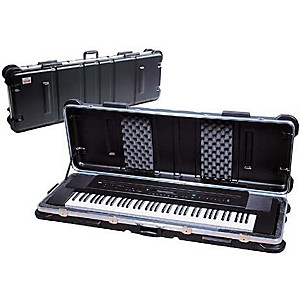 SKB-SKB-5014W-76-Key-Keyboard-Case-with-Wheels-Standard