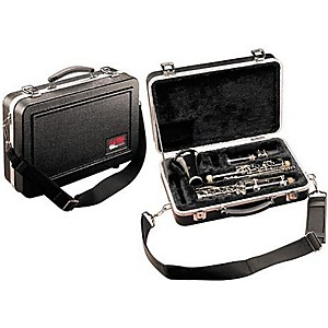Gator-GC-Series-Deluxe-ABS-Clarinet-Case-Standard